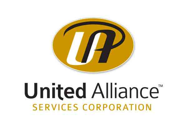 United Alliance service corporation logo.