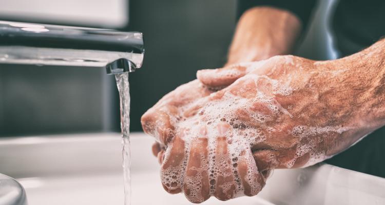 COVID-19-handwashing