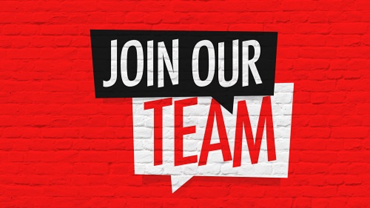 Join our team !