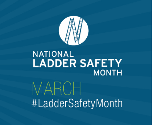 Read more about the article March is National Ladder Safety Month