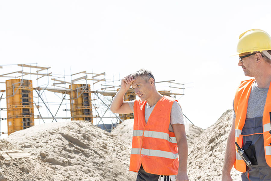 Read more about the article Beat the Heat on Construction Sites