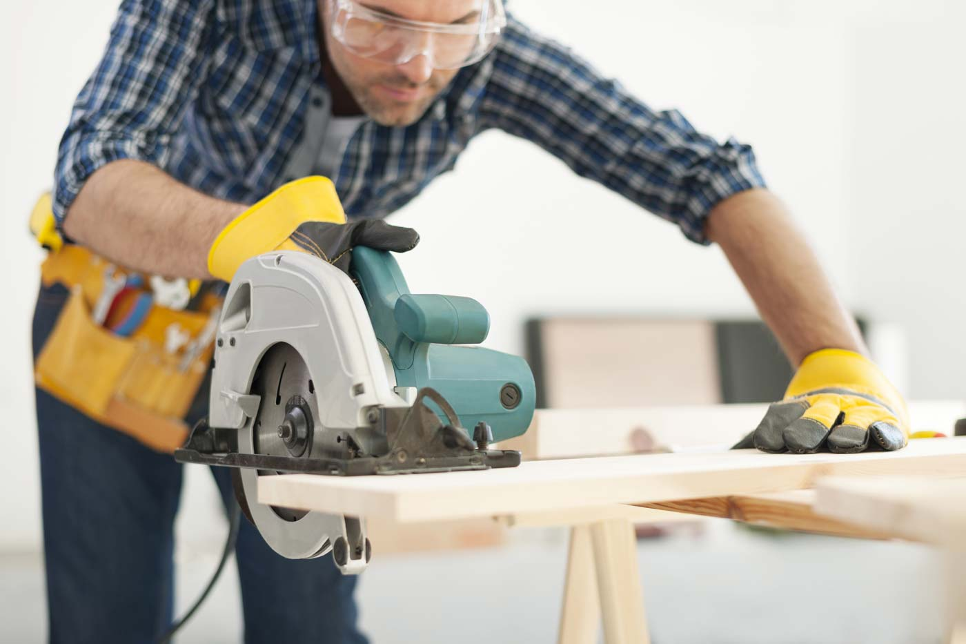OSHA Construction Hand and Power Tool Safety